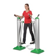 Outdoor Air Walker Exercise Station