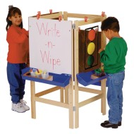 Jonti-Craft® 4-Way Adjustable Easel