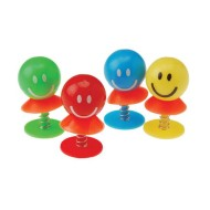 Smiley Face Pop Ups (Pack of 12)