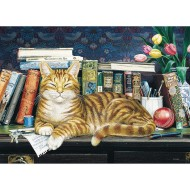 Well Read Ginger 35-Piece Tray Puzzle