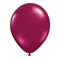 Qualatex® Jewel Tone Balloons, Burgundy, 11