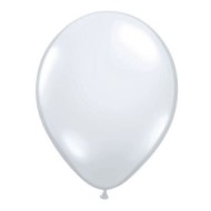 Qualatex® Jewel Tone Balloons, Clear, 11