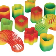Mini Rainbow Springs (Pack of 12)
