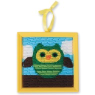 Owl Needlepoint (Pack of 12)