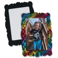 Scratch Artist® Magnetic Frames (Pack of 12)