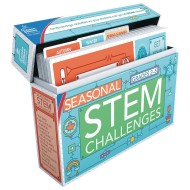 Seasonal STEM Challenges Learning Cards