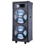 QFX® Bluetooth PA Speaker System