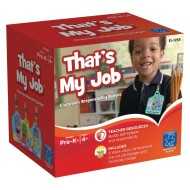 That's My Job™ Classroom Responsibility Badges
