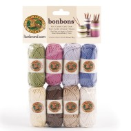 Bonbons® Mini Cotton Yarn Pack - Nature Themed