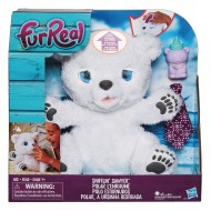 FurReal Friends® Snifflin' Sawyer Polar Bear