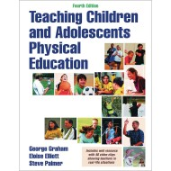 Teaching Children and Adolescents Physical Education Book