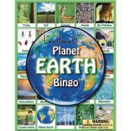 Lucy Hammett Earth Bingo