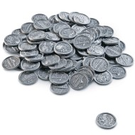 Play Money Coins (Pack of 100)