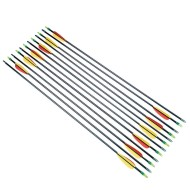 Fiberglass Target Arrows (Pack of 12)