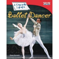 A Day in the Life of a Ballet Dancer Book