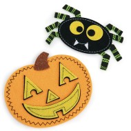Halloween Buddies Craft Kit (Pack of 24)