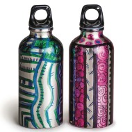 Metal Water Bottle Craft Kit (Pack of 12)