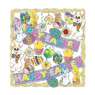Flame Resistant Easter Decorating Kit (Kit of 1)