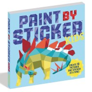 Paint by Sticker® Kids Book