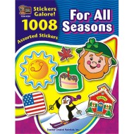 Sticker Book - For All Seasons