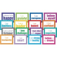 Positive Posters Display Set (Set of 16)