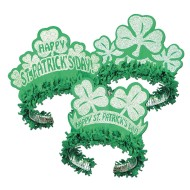 St. Patrick's Day Tiaras (Box of 50)