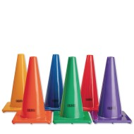 Spectrum™ Poly Cones, 18