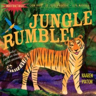 Jumble Rumble Indestructible Book