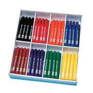 Color Splash!® Permanent Marker PlusPack (Pack of 216)