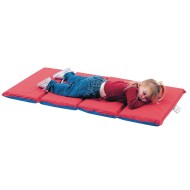 "2"" Four Section Infection Control Rest Mat (Pack of 5)"