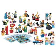 Lego® Community Minifigure Set (Set of 22)