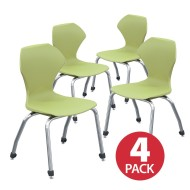 Apex™ Stacking Chair, 16
