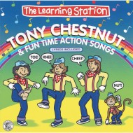 Tony Chestnut & Fun Time Action Songs CD