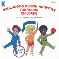 Ball, Hoop & Ribbon Activities For Young Children CD