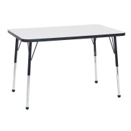 "Dry Erase Activity Table, 30"" x 48"""