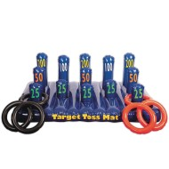 Jumbo Inflatable Target Ring Toss