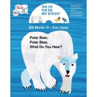 Polar Bear Book with CD