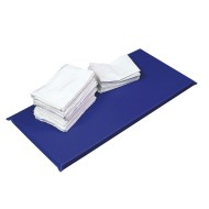 Heavy-Duty Rest Mat, 2' x 4' x 2