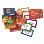 Sharpen Your Senses Card Set