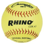 Rhino® Softball, 11