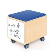 Whitney Brothers® STEM Activity Mobile Storage Bin Seat