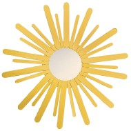 Sunburst Mirror Craft Kit (Pack of 12)