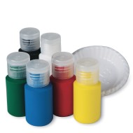 Color Splash!® Acrylic Paint Assortment, 3/4 oz. (Pack of 6)