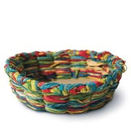 Raffia Basket Craft Kit (Pack of 24)