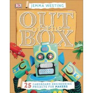 Out Of The Box Cardboard Model Projects Book