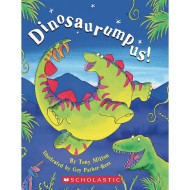Dinosaurumpus Book
