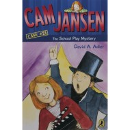 Cam Jansen and the School Play Mystery Book