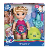 Baby Alive® Potty Dance Baby Doll