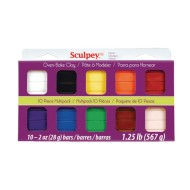 Sculpey® III Polymer Clay (Set of 10)