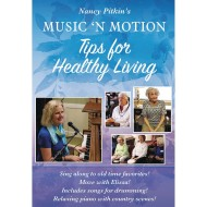 Music N' Motion DVD - Tips for Healthy Living